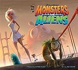 Art of Monsters vs Aliens, Linda Sunshine, 1557048398