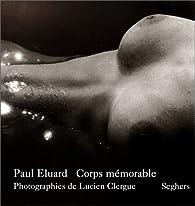 Corps mémorable par Paul Éluard