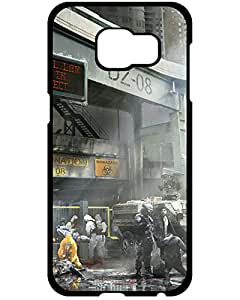 1979285ZA726856523S6A Tpu Shockproof/dirt-proof Other Tom Clancy's The Division Case For Samsung Galaxy S6 Edge+