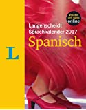 Langenscheidt Sprachkalender 2017 Spanisch - Abreißkalender