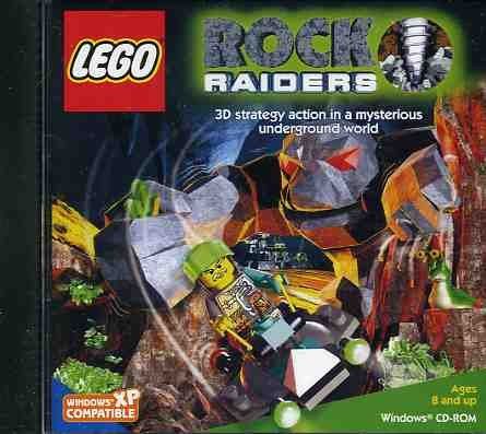 Amazon.com: Lego Rock Raiders: Video Games