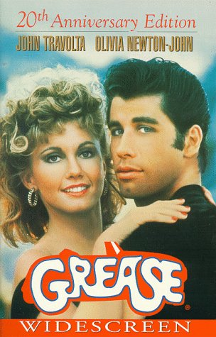 Grease (Widescreen Edition) [VHS] - Olivia Newton John And John Travolta Grease Costumes