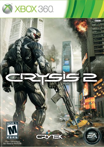 Crysis 2 - Xbox 360 platinum hits