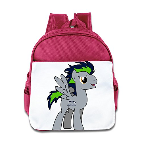 [XJBD Custom Cool Cute Horse Children School Bagpack Bag For 1-6 Years Old Pink] (Crazy Britney Spears Costume)