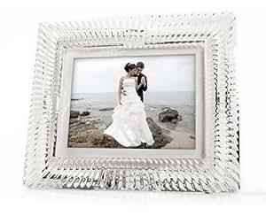 Waterford Crystal Digital Photo Frame, 8-Inch