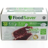 FoodSaver Replacement Rolls Combo Pack (5-Rolls + 36-Bags)