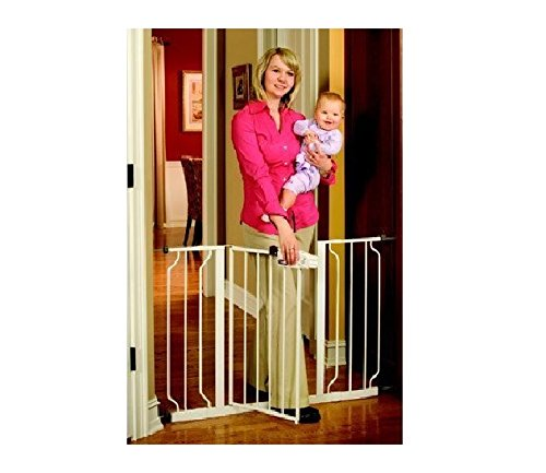 Amazon Com Regalo Easy Step Extra Tall Walk Thru Gate