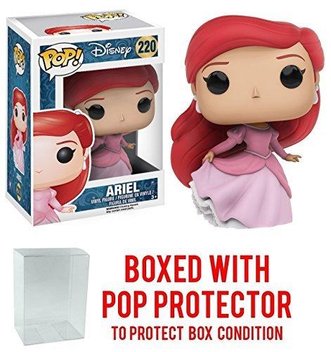 Funko Pop! Disney: The Little Mermaid - Ariel Gown Vinyl Fig
