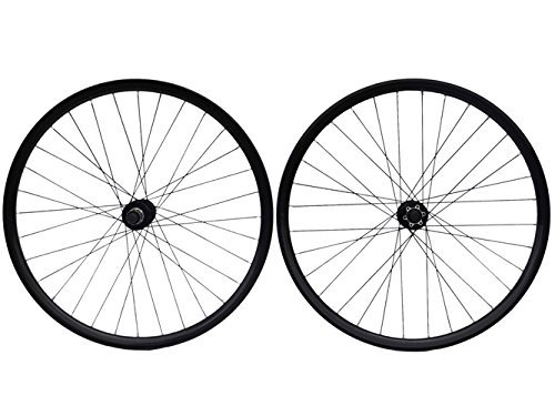 Full Carbon Glossy Clincher Rim 29er Mountain Bike MTB 29 Wheel Clincher Wheelset [並行輸入品]   B06XFLHCNF