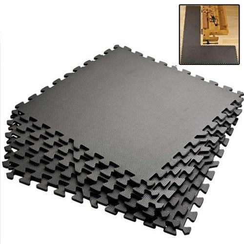 Anti Fatigue MATS 192 SQFT Exercise Play Gym Floor
