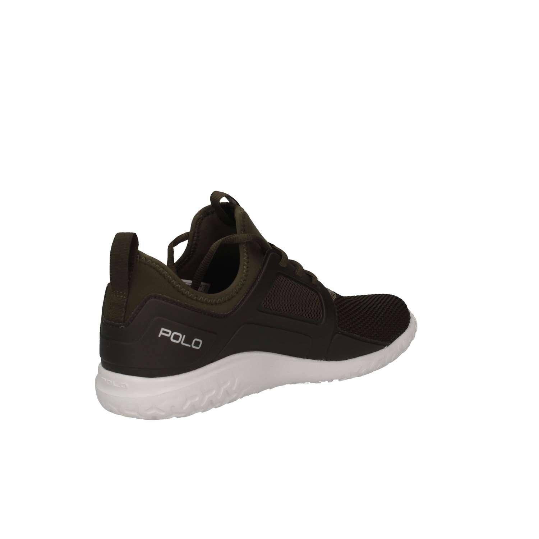 Polo Ralph Lauren 809669841 002 Sneakers Uomo Verde 43  Amazon.it  Scarpe e  borse 6a9c2497262