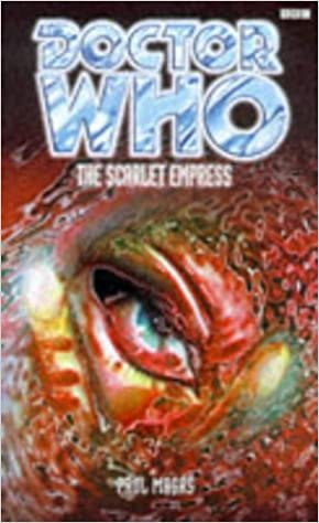 Book Doctor Who: The Scarlet Empress