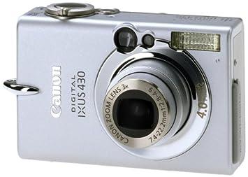 canon ixus 430 digital camera amazon co uk camera photo rh amazon co uk Canon PowerShot TX1 Canon Digital Camcorder