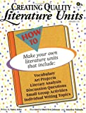 Creating Quality Literature Units, Nancy Atlee, 159363062X