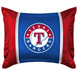 Texas Rangers Pillow Sham