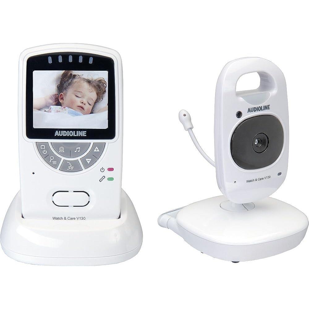 Ein gutes Babyphone mit Kamera bekommen Sie von der Marke Audioline.