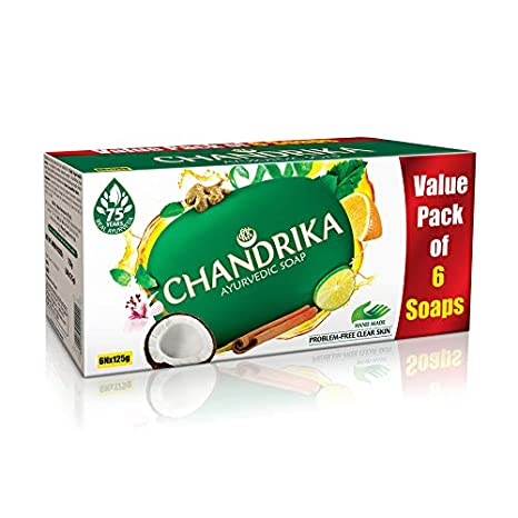 chandrika soap how to use