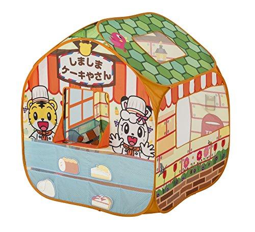 しまじろう 줄무늬 줄무늬 케이크와 미스 / Shimajiro Shimashima Cake