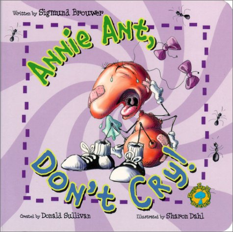 Read Online Bug's Eye View Board Book: Annie Ant, Don't Cry! ebook