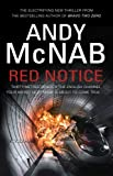 img - for Red Notice: (Tom Buckingham Thriller 1) by Andy McNab (2013-09-26) book / textbook / text book