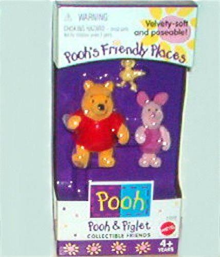 Pooh & Piglet Collectible Friends