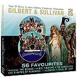 Gilbert & Sullivan: 56 Favourites