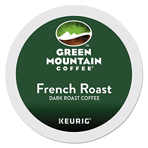 Green Mountain Coffee French Roast, K-Cup Ration Pack for Keurig K-Cup Brewers, 24-Count
