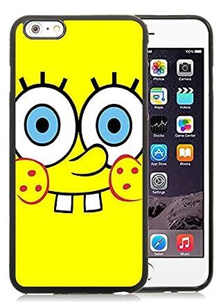 Spongebob Wallpaper Black Iphone 6 Plus 5 5 Inch Tpu