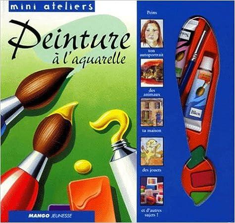 Pdf télécharger des livres Peinture à l'aquarelle 2740409427 in French PDF DJVU