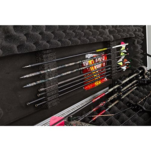 "Rage Powersports BOW-4016 40"" Archery Hard Bow Case"