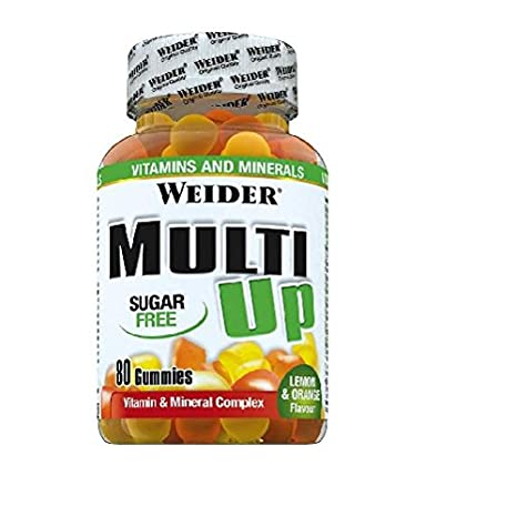Weider Multi Up - 80 gominolas