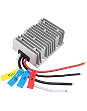 uxcell® New BIG-Size Voltage Converter Regulator DC/DC DC 24V Step-Down to DC 12V 40A 480W Buck Transformer Waterproof