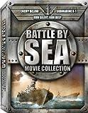 Battle by Sea Movie Collection (Enemy Below / Submarine X-1 / Run Silent, Run Deep)