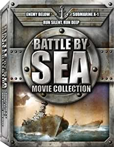 Battle by Sea Movie Collection (Enemy Below / Submarine X-1 / Run Silent, Run Deep)