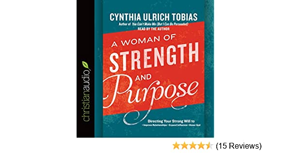 Amazon A Woman Of Strength And Purpose Directing Your Strong