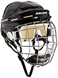 Bauer 4500 Helmet Combo Black, Small