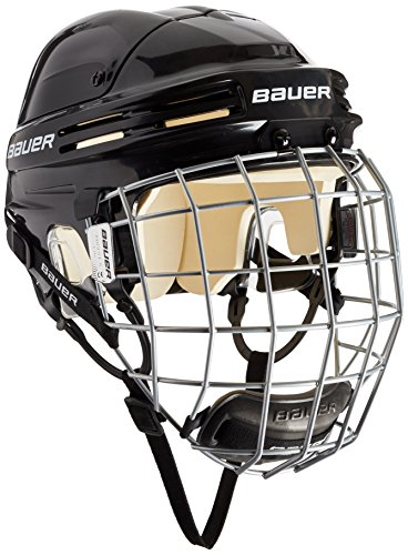 Bauer 4500 Helmet Combo Black, Medium