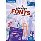 ClickArt Fonts v5 [Download]
