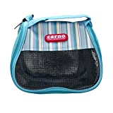 Pet Sleeping Hanging Bag,Tuscom@ Hamster Rat Hedgehog Chinchilla Ferret Carrier Packet Bag (Sky Blue)