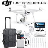 DJI Phantom 4 PRO+ PLUS V2.0/Version 2.0 Quadcopter Waterproof Rolling Case Starter Bundle