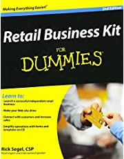 Retail Business Kit For Dummies
