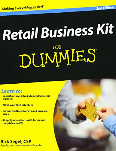 Best buy Retail Business Kit For Dummies