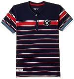 Gini & Jony Baby Boys' T-Shirt (121246515476 C656 Navy(C656) 12M)