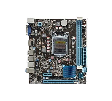 Avertek Intel H55 Chipset Motherboard Socket 1156 Motherboards at amazon