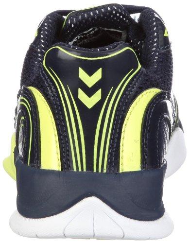 Hummel SPIRIT 60-146-7607 - Zapatillas de deporte unisex, color azul, talla 44.5 Azul