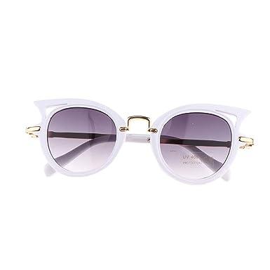 Gafas de Sol de Calidad Estilo de Ojo de Gato para Niñas de ...