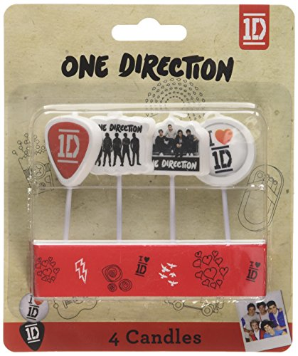 one direction cake candles - 3