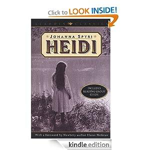 Heidi (Aladdin Classics) Johanna Spyri and Eloise McGraw