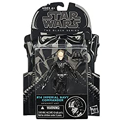 Star Wars The Black Series Imperial Navy Commander 3.75-Inch Figure