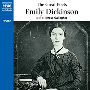 The Great Poets: Emily Dickinson Audiobook